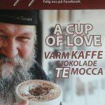 café kaffe kaker lunsj
